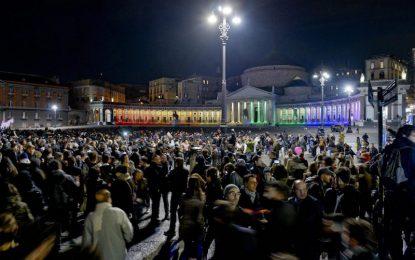 Италия узаконява еднополовите партньорства