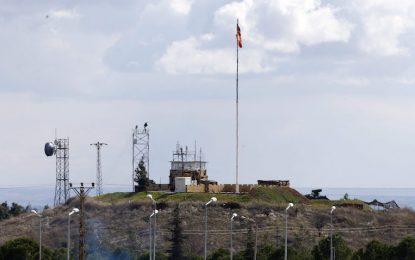Турция сама чисти от джихадисти границата със Сирия