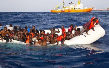 Мигрантите към Гърция намаляват, а за Италия растат