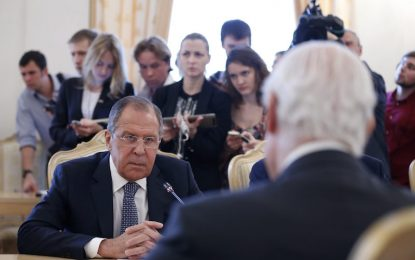 Русия и ООН преговарят за мир в Алепо