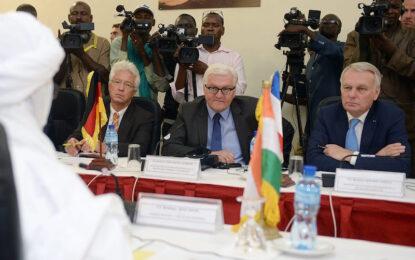 Нигер иска €1 милиард за борба с незаконната миграция