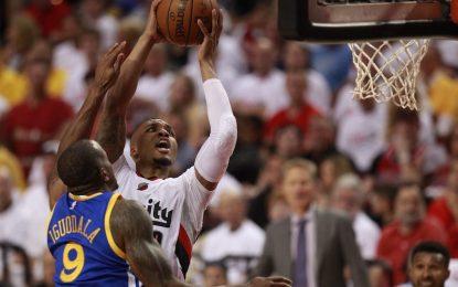 """Избрано от НБА: """"Блейзърс"""" сразиха шампионите"""