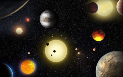 """""""Кеплер"""" откри още планети с шанс за живот"""