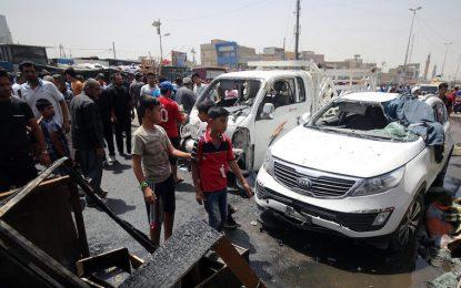 Три атентата проляха невинна кръв в Багдад