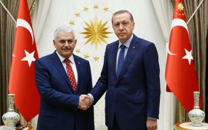 Новата марионетка на Ердоган