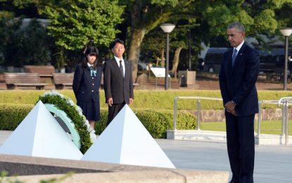 От Хирошима Обама призова за свят без ядрени оръжия