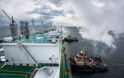 """""""Газпром"""" се отказва от газа в Средиземно море"""