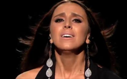 Украйна спечели Евровизия, Поли Генова четвърта