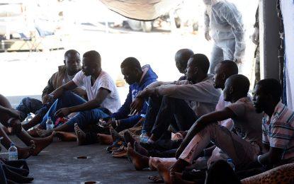 Трафикант №1 на африканци към Европа на съд в Италия