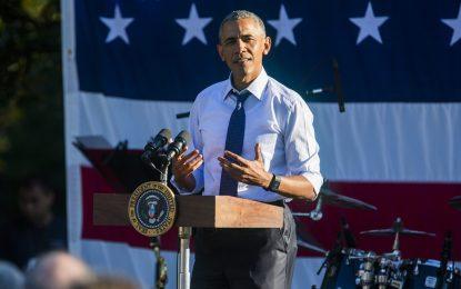 Обама призова оръжейното лоби да иде в Орландо