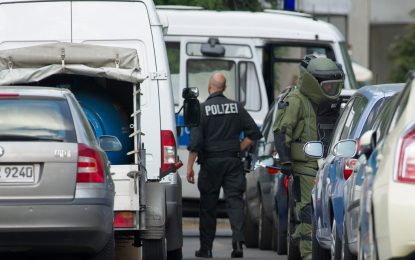 Германия залови сирийци, готвили атентати в Дюселдорф