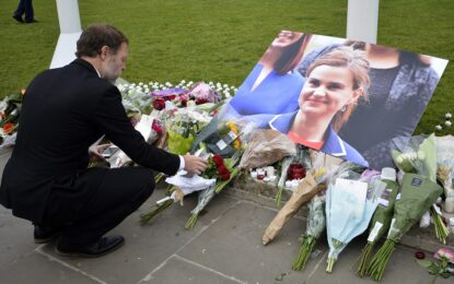 Убиецът на британската депутатка е свързан с неонацисти от САЩ