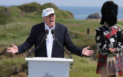 Дали Brexit не предвещава победа за Доналд Тръмп