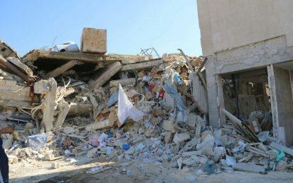 В мръсните войни на XXI век бомбите по болници станаха норма