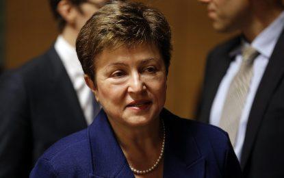 Борисов издигнал Кристалина Георгиева по искане на Меркел