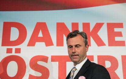 Крайнодесните в Австрия искат касиране на президентския вот