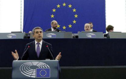 Плевнелиев обвини Русия за раздорите в Европа