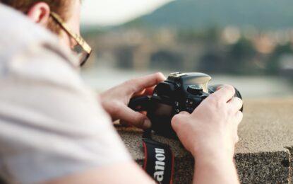 Снимането не пречи да се наслаждаваме на момента