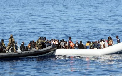 Над 10 000 мигранти са се удавили в Средиземно море