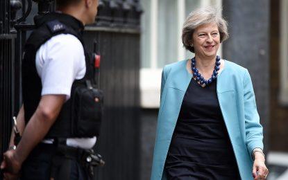 Тереза Мей се кандидатира за премиер на Великобритания