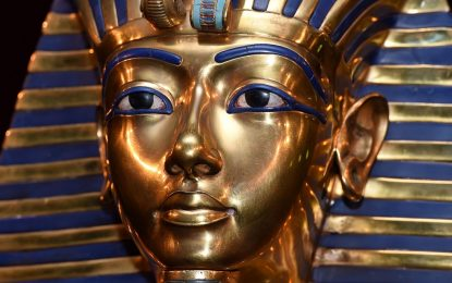 Един от кинжалите на Тутанкамон е от метеорит