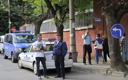 Крадци обраха Централната поща в Хасково