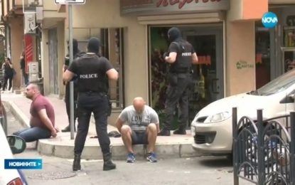 ГДБОП арестува банда за рекет в Бургас
