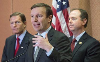 Сенатор дръпна 14-часова реч за нов оръжеен закон в САЩ