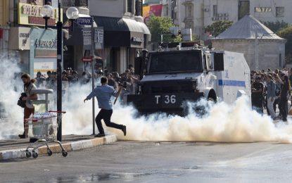 Турската полиция разпръсна гей прайда с гумени куршуми и сълзотворен газ