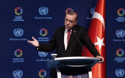 Ердоган се извини на Путин за сваления самолет