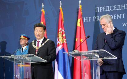 Сърбия и Китай задълбочават връзките