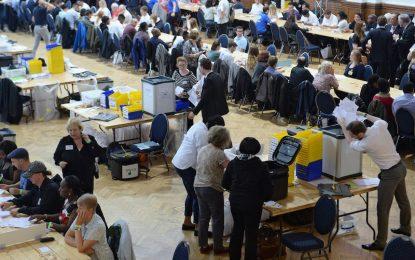 В крайна сметка Великобритания гласува за излизане от ЕС
