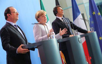 Лидерите на ЕС отказаха да преговарят с Великобритания