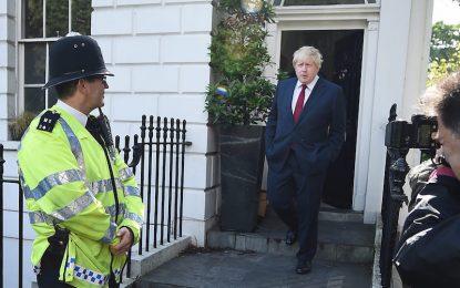 Борис Джонсън аут от битката за премиер и лидер на Консерваторите