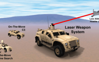 САЩ въоръжават пехотата си с лазерни оръдия