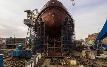 Новата атомна флотилия на Русия