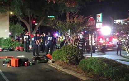 Стрелба и 20 убити в гей клуб в Орландо. Стрелецът е убит