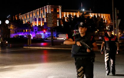 Турската полиция предотврати атентат в Анкара
