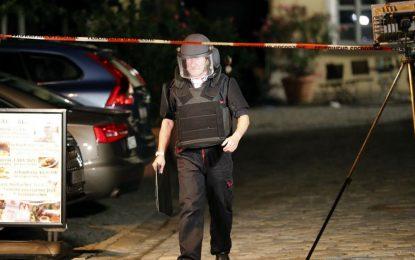 Камикадзето от Ансбах влязъл в ЕС през България