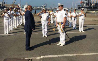 Борисов пак се бори за мир и разоръжаване в Черно море