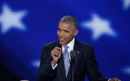 Обама сложи перфектен край на политическата си кариера