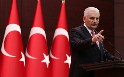 След метежа турският премиер благодари на опозицията