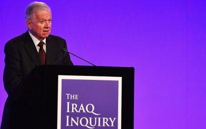Лондон призна, че Блеър е излъгал за войната в Ирак