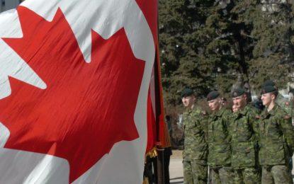 Канада разполага 1000 войници в Източна Европа