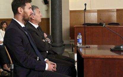 Испания осъди Меси на 21 месеца затвор