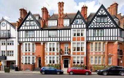 Пазарът на недвижими имоти в Лондон – пералня за $134 млрд. годишно