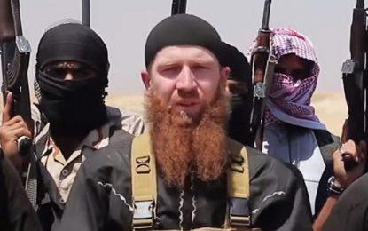 """САЩ убиха министъра на войната на """"халифата"""""""