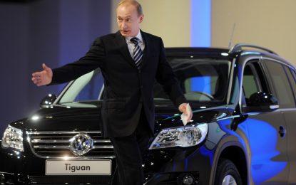 Масов реекспорт на коли от Русия заради слабата рубла