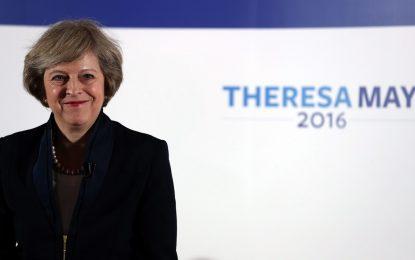 Тереза Мей става премиер на Великобритания на 13 юли