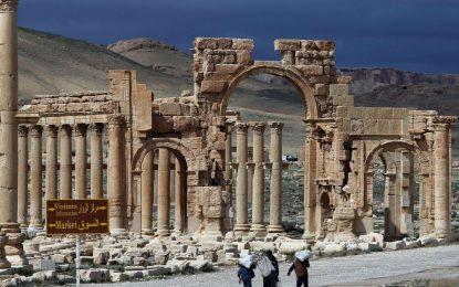 Храмът на Бел в Палмира едва ли ще бъде възстановен